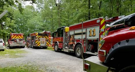 TennesseeFire com - Live fire dispatch feed links for
